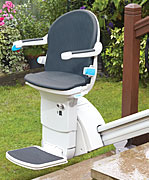 Outdoor Stair Lifts