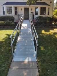 winterize your wheelchair ramp