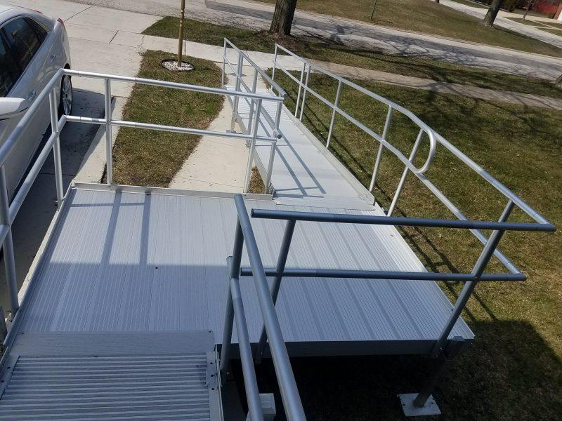 rent wheelchair ramps