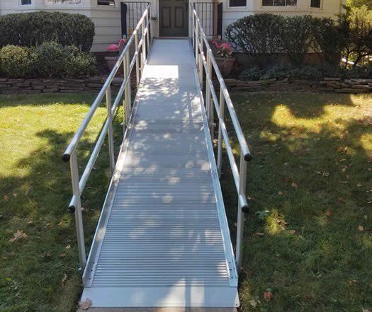 best wheelchair ramp for Chicago