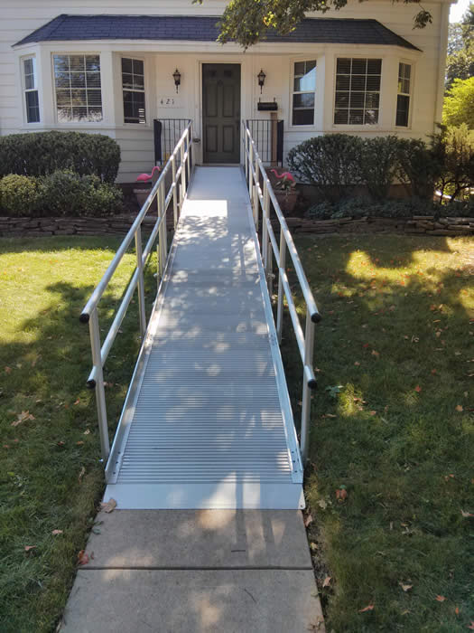 best wheelchair ramp for Chicago